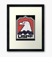 USPF Framed Print