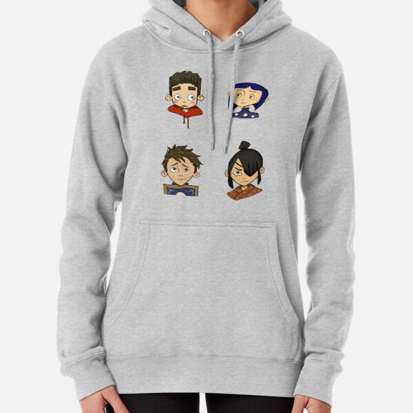 Toddler ParaNorman Movie Poster Hooded Sweatshirt
