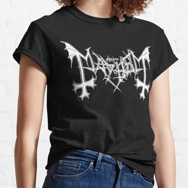 mayhem logo Classic T-Shirt