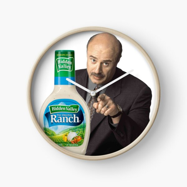 Dr. Phil - You're Going to the Ranch Clock