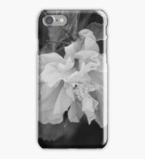 Sleeping flower iPhone Case/Skin