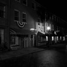 Inn Street Mall @ Night by Sam Davis