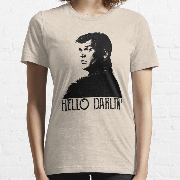 Conway - Black Stencil Essential T-Shirt