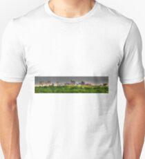 Winnipeg Skyline (Panoramic View) T-Shirt