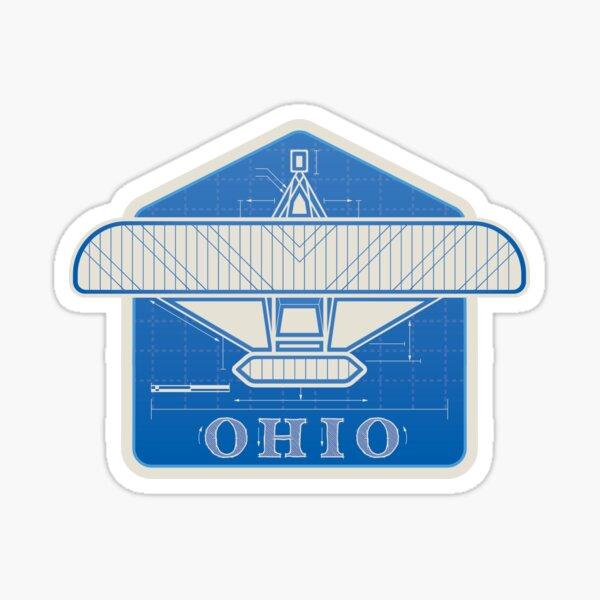 State Patches: Ohio Sticker