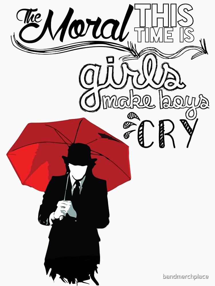 Mayday Parade Umbrella Man