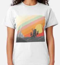 Land Of Ooo (Adventure Time) Classic T-Shirt