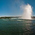 Niagara Falls Pano by Douglas Gaston IV