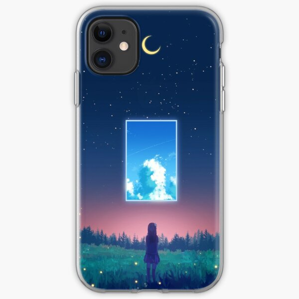 Window to the Heart iPhone Soft Case