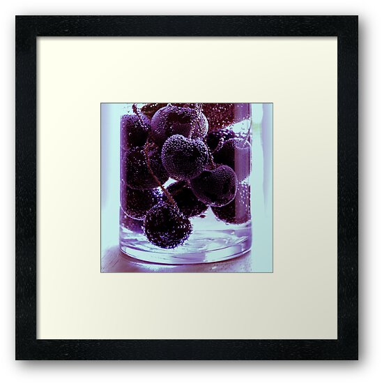 Berry Purple by Mattie Bryant