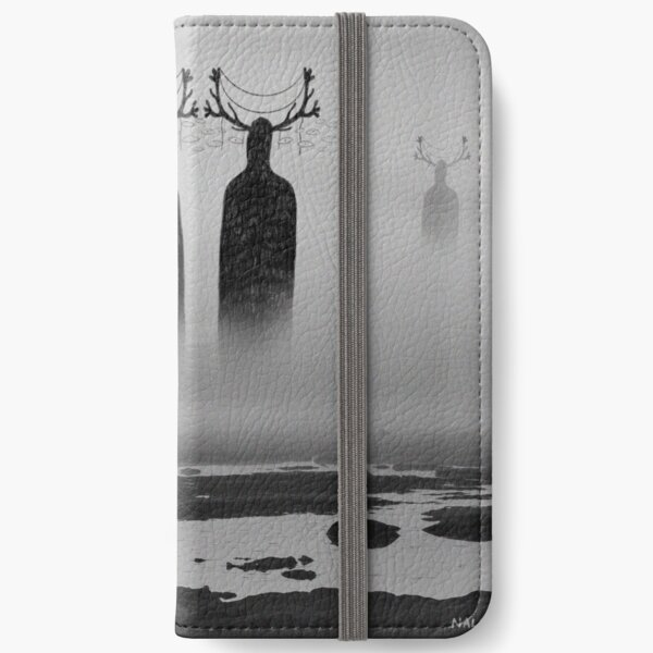 Caribou Giants iPhone Wallet