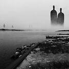 Giants on the River by Nalakwsis
