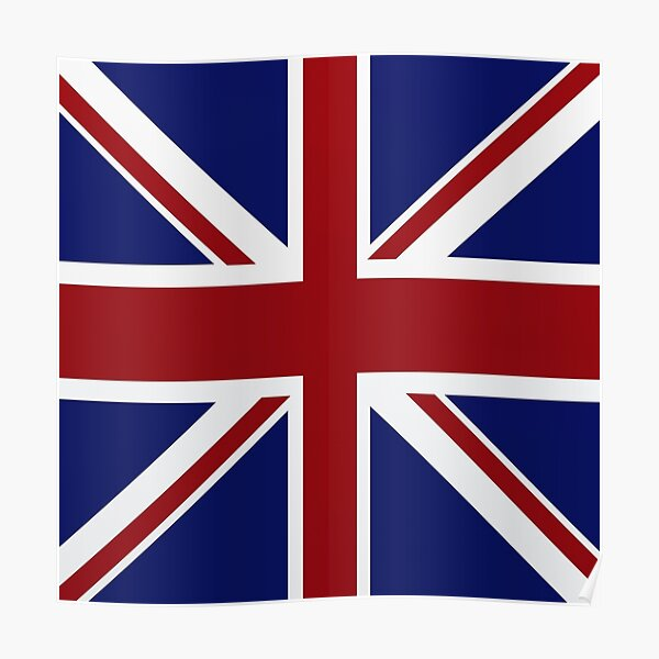UNION JACK FLAG DOOR COVER BRITISH ENGLAND ROYAL PARTY DECORATION POSTER