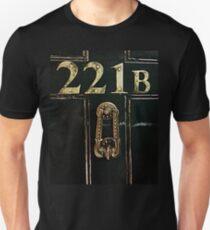 221B - door Unisex T-Shirt