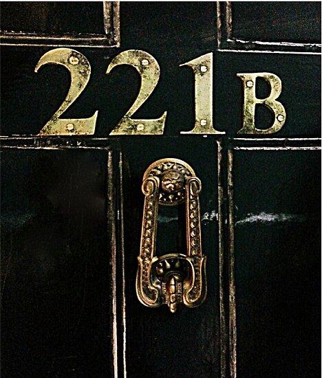 221B - door by asdmarisol