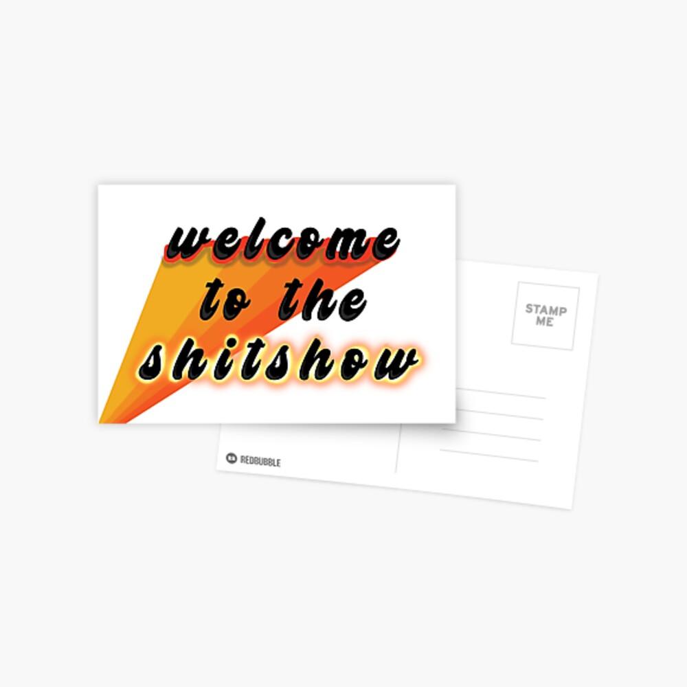 Bienvenido al shitshow Postal