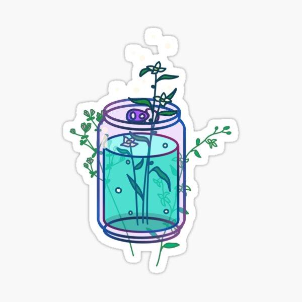 Soda Plant 2 Sticker