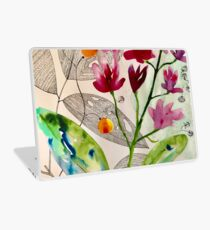 botanical composition Laptop Skin