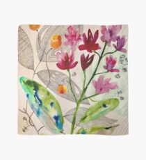 botanical composition Scarf