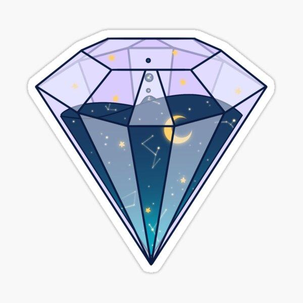 Magic Gem 3 Sticker