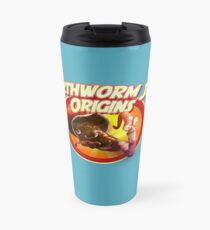 earthworm jim origin Travel Mug