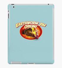 earthworm jim origin iPad Case/Skin