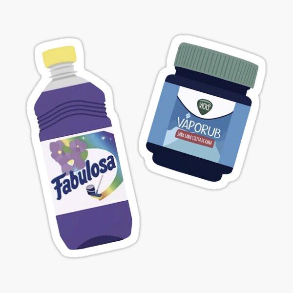 Household Essentials Duo Sticker