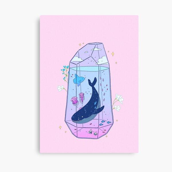Celestial Aquarium Canvas Print