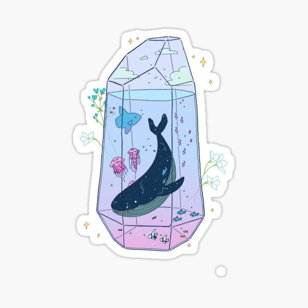 Celestial Aquarium Sticker