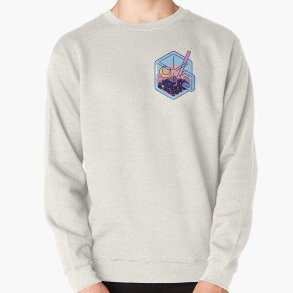 Moon Boba Pullover Sweatshirt