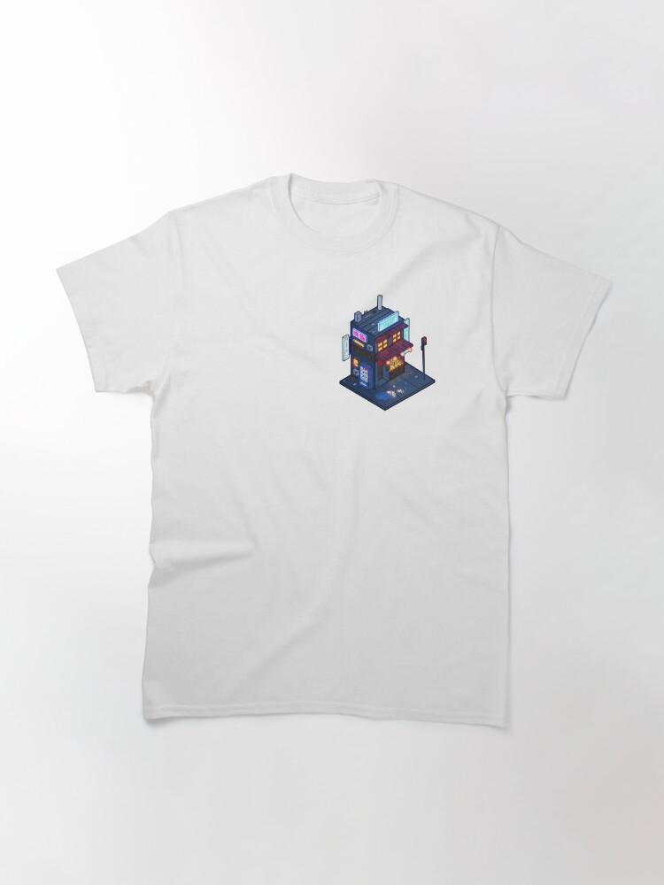 Alternate view of Cyberpunk Juusu Classic T-Shirt