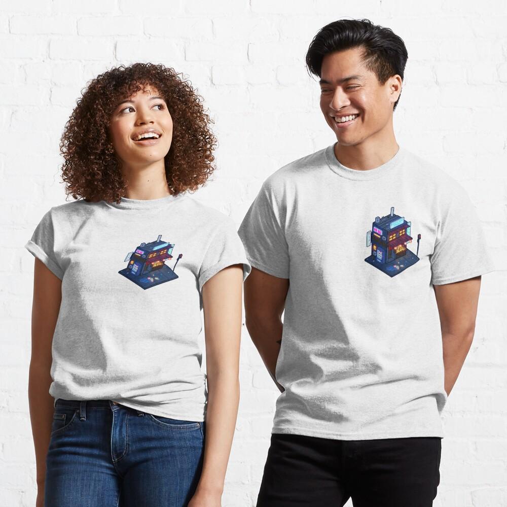 Cyberpunk Juusu Classic T-Shirt