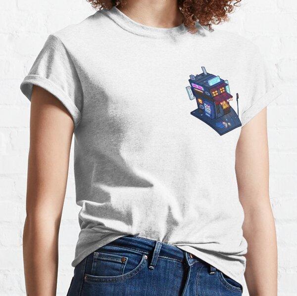 Cyberpunk Juusu Camiseta clásica