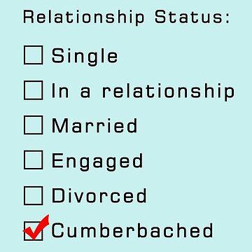Cumberbached by geeksunite