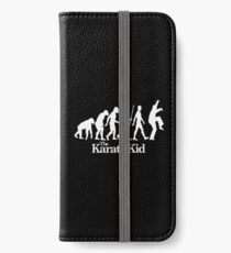 Cobra Kai Evolution iPhone Flip-Case/Hülle/Klebefolie