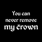 Bilal Hassani - Roi  ESC 2019 - You can never remove my crown (WB) by talgursmusthave