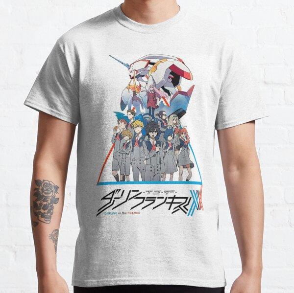 Querido en el franXX Camiseta clásica