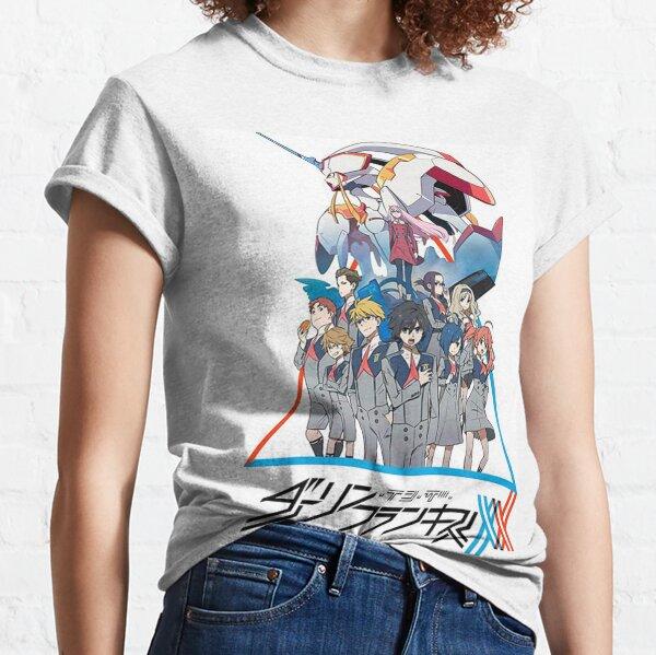 Chéri dans le FranXX T-shirt classique