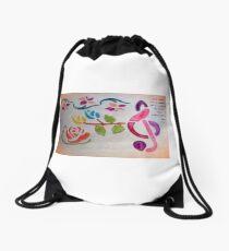 By F.A.I.T.H. W.A.Y.Y.S. Drawstring Bag
