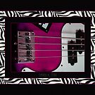 Hot Pink Rock and Roll by Renee Tran