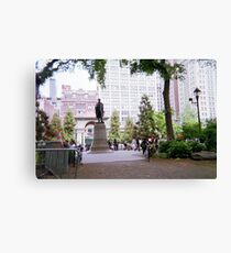 Union Square Canvas Print