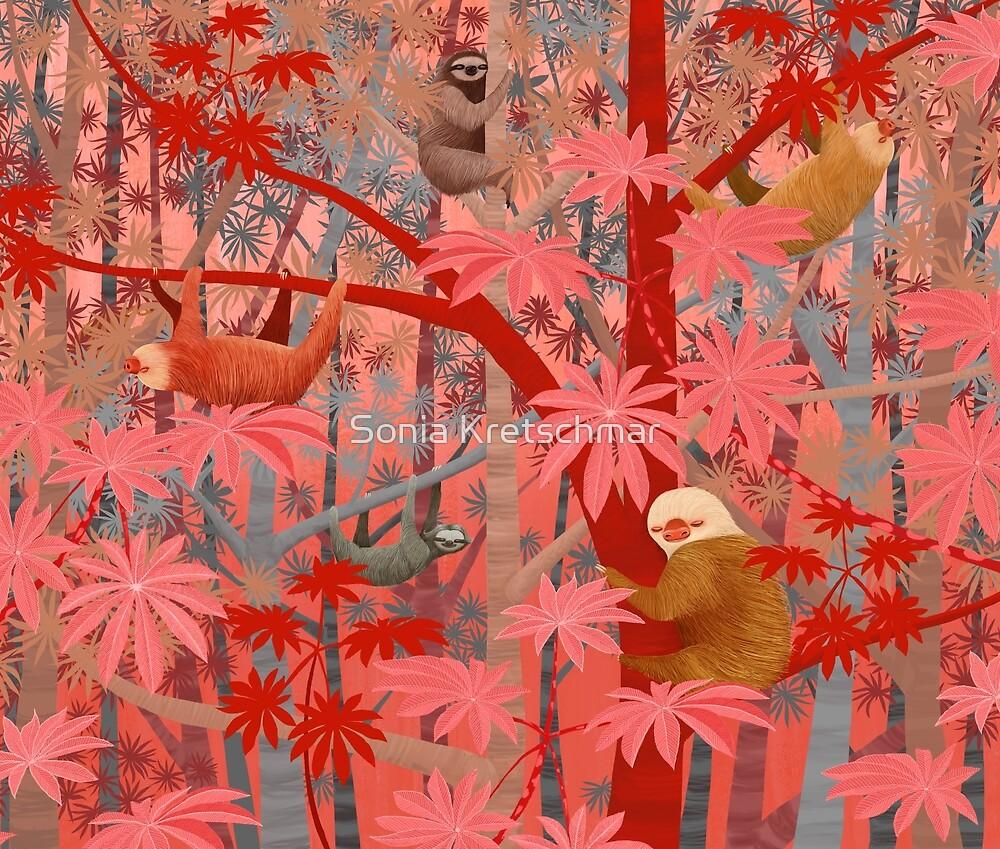 Sid Wiggy Dreams in Technicolor by Sonia Kretschmar
