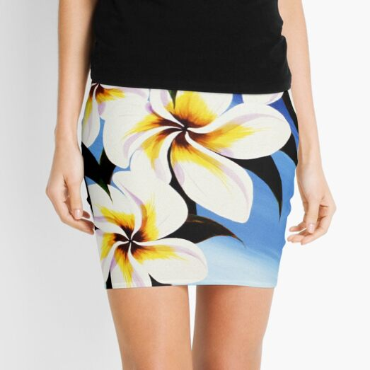 bloomin' frangi's Mini Skirt