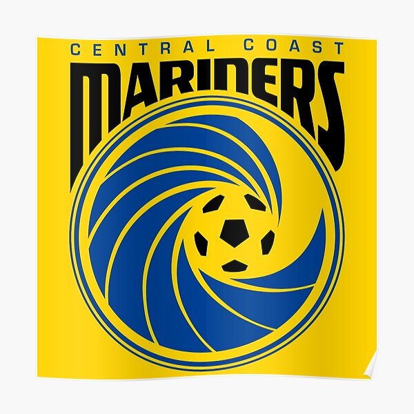 Central Coast Mariners Football Club Poster