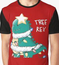 Tree-Rex Graphic T-Shirt