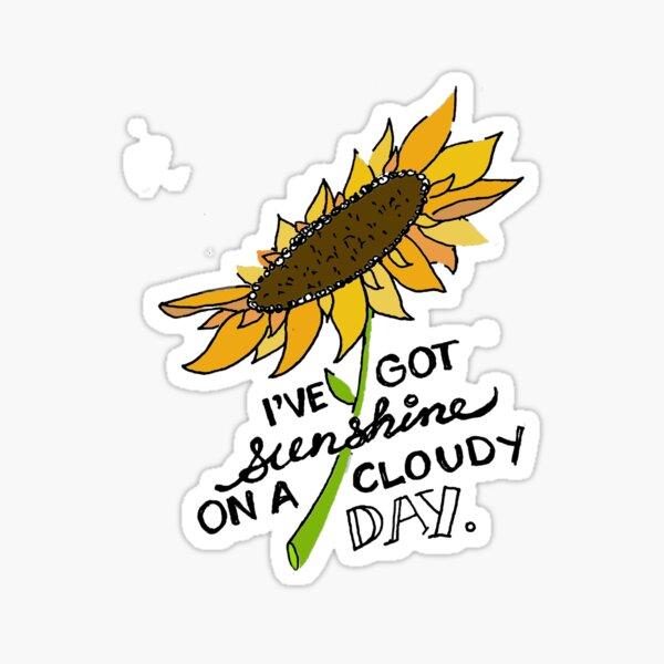 I've Got Sunshine Sticker