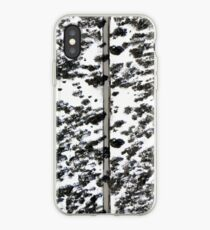 Snow from above iPhone Case
