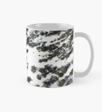 Snow from above Classic Mug