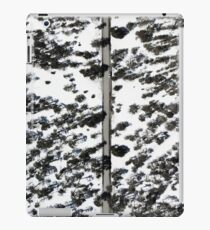 Snow from above iPad Case/Skin