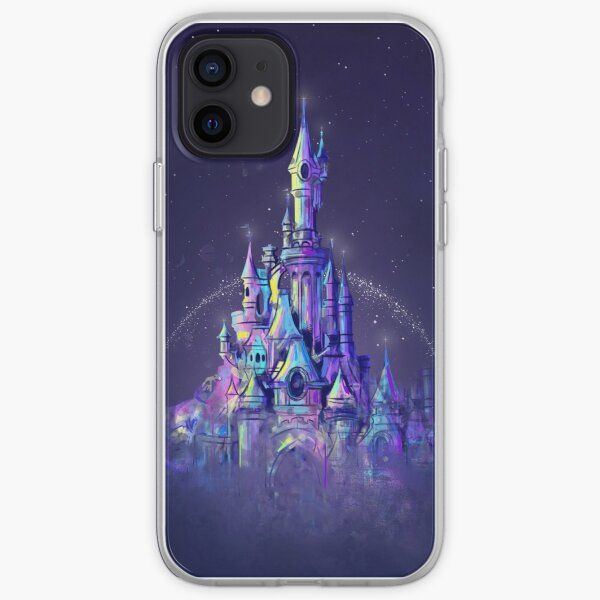 Magic Princess Fairytale Castle Royaume Coque souple iPhone